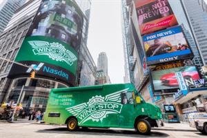 Wingstop brings on Edible as global PR AOR