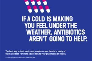 Exclusive: Antibiotic campaign binned to prevent public confusion