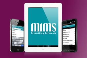 MIMS app wins top publishing award