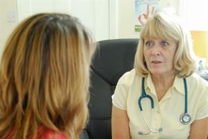 Consultations with deaf patients