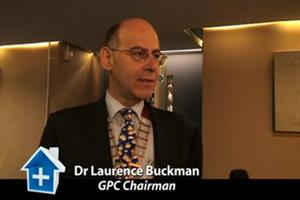 Exclusive video - Dr Buckman: will the new government listen to GPs?