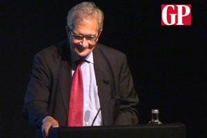 Video: RCGP lecture by Professor Amartya Sen