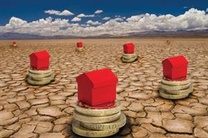 When will the premises funding drought end?