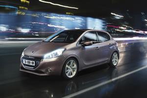 Car review - Peugeot 208