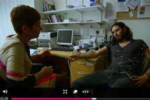 RCGP chairwoman discusses methadone prescribing with Russell Brand