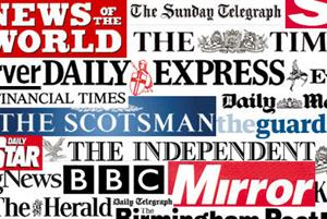 Health Headlines: Lansley denies quit rumours, NHS pensions and public health campaigns