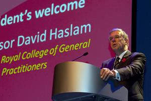 Final programme released for RCGP's 2010 conference
