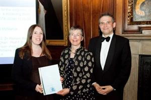 GP wins award for hypertension research