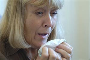 Inhaled drug could battle flu in lungs