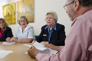 RCGP Curriculum - 4.1 Management in Primary Care