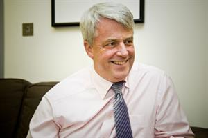 Video exclusive - Interview with Andrew Lansley
