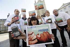 Patients urge PM to act on free scrips