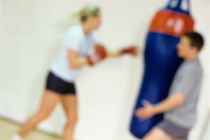 Public chooses boxing club for NHS cash in Dragons' Den event