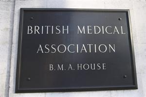 BMA backs under-fire chairman and reveals next Health Bill move