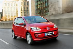 Car review: Volkswagen up!