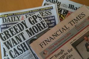 Media GP-bashing may erode trust in profession