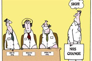 Chris Lancelot: The delusional consider the NHS sacrosanct