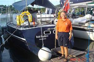 Nurse who sailed Atlantic raises money for QNI