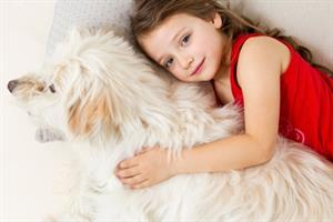 Pets do not increase allergy risk for children