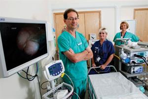 GP expands endoscopy service as demand rises