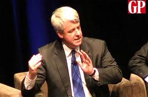 Video: Lansley responds to critics of NHS reforms