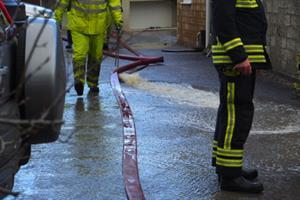 GPs beat flood crisis as neighbours offer help