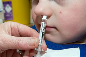 Child flu vaccine pilots reduced demand on GPs, early findings suggest