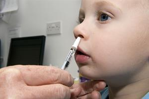 Roadmap for childhood flu vaccination roll-out unveiled