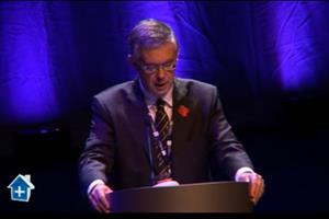 RCGP president calls for focus on primary care
