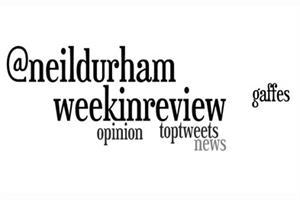 #weekinreview - 21 April