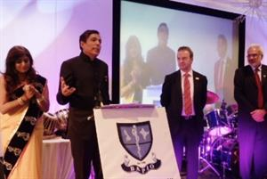 BMA deputy chairman receives BAPIO leadership excellence award