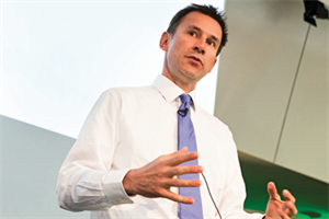 Jeremy Hunt 'confused and hypocritical', GPs warn