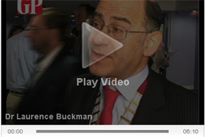 Video: Exclusive interview with Dr Laurence Buckman