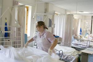 Swine flu bed pressure on hospitals revealed