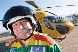 Lifesaving pioneer GP Dr Peter Holden wins lifetime achievement award