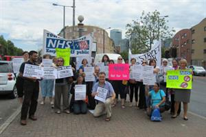 GPs show support for public sector strikes