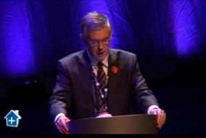 David Haslam at the RCGP Annual Conference Glasgow 2009