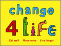 Change4Life health programme shows children do not get enough exercise