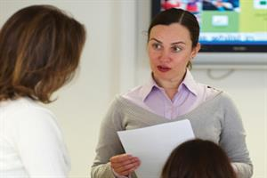 Practice dilemma: a receptionist's conduct