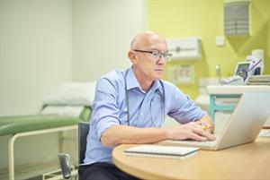Targeted use of online consultations could ease GP workload