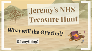 Jeremy Hunt's NHS treasure map - where is the GP funding?