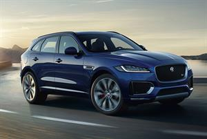 Car review: Jaguar F-Pace