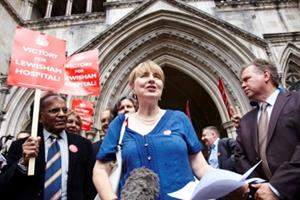 Lewisham hospital cuts plan ignored GPs, says High Court judge