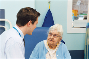 How will GPs' elderly care role change with the new contract?