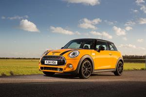 Car review: The attractive Mini Cooper S