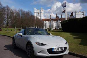 Car review: Mazda MX-5