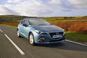 Car review: Look inside the all new Mazda 3