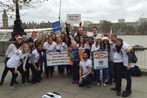 GPs join National Health Singers providing junior doctors strike soundtrack