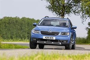 Car review: Skoda Octavia Scout