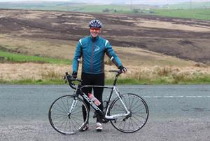 Cycling GP targets 920-mile ride for charity